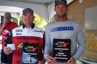 7th Place & 2017 Anglers of the Year