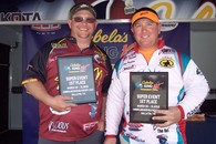 1st Place Jerry & Joey Pounders