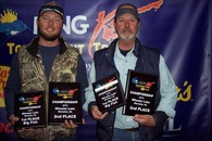 2nd Place & Place Big Fish: Matt & Dale Kerns